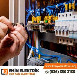 Konya Elektrikçi Usta